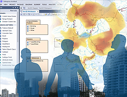 ArcGIS Geodatabase Design | UML | Enterprise Architect