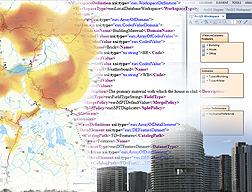 ArcGIS Geodatabase Design | UML | Enterprise Architect