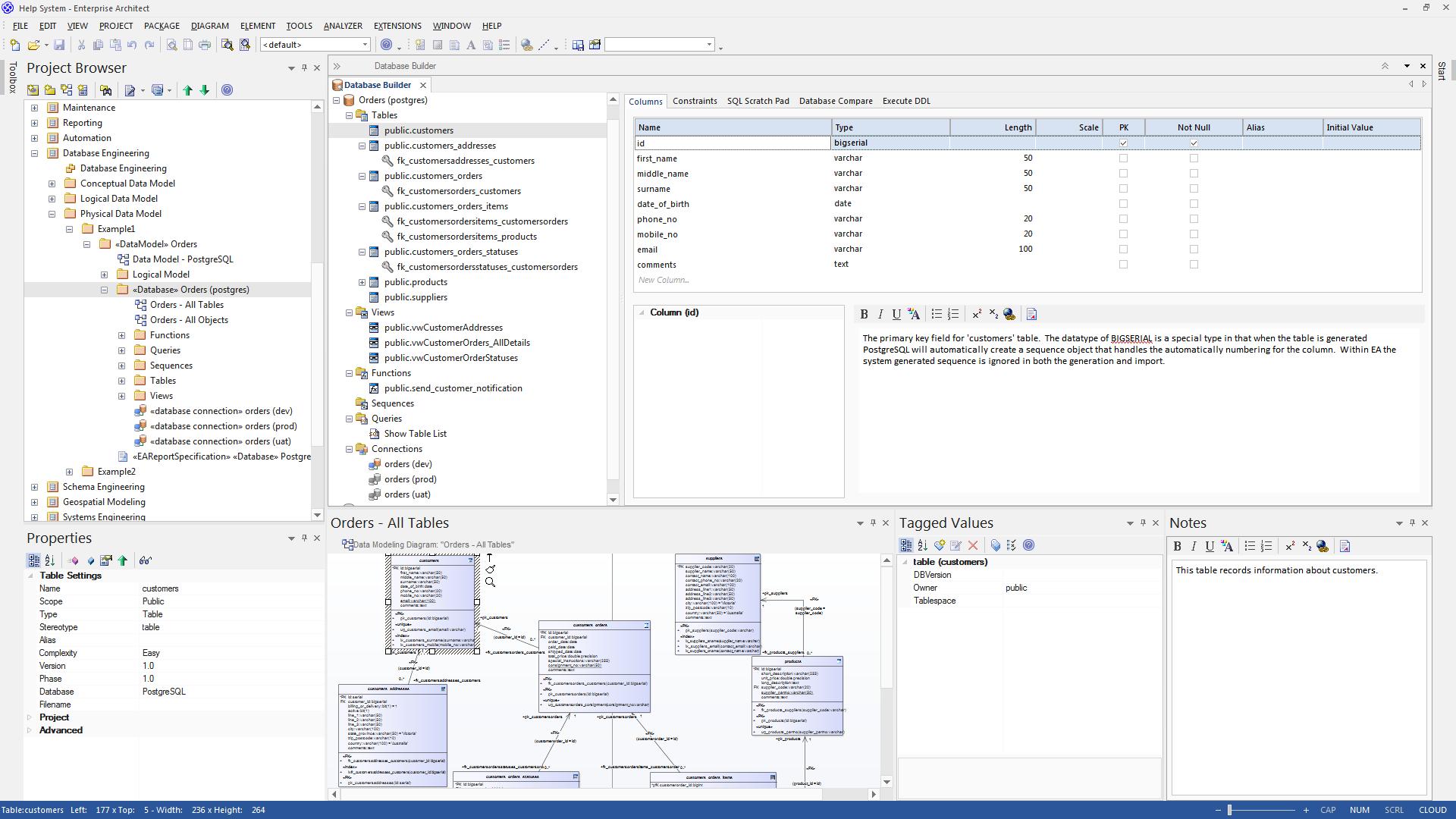 Database Builder