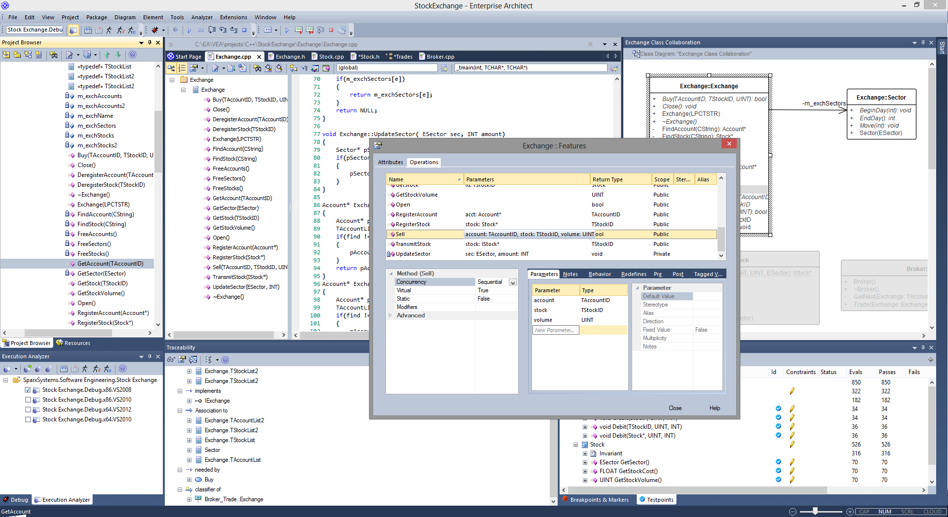 Software engineering enterprise architect user guide for Entreprise architecte download