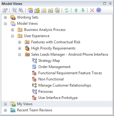 views and viewpoints | enterprise architect user guide
