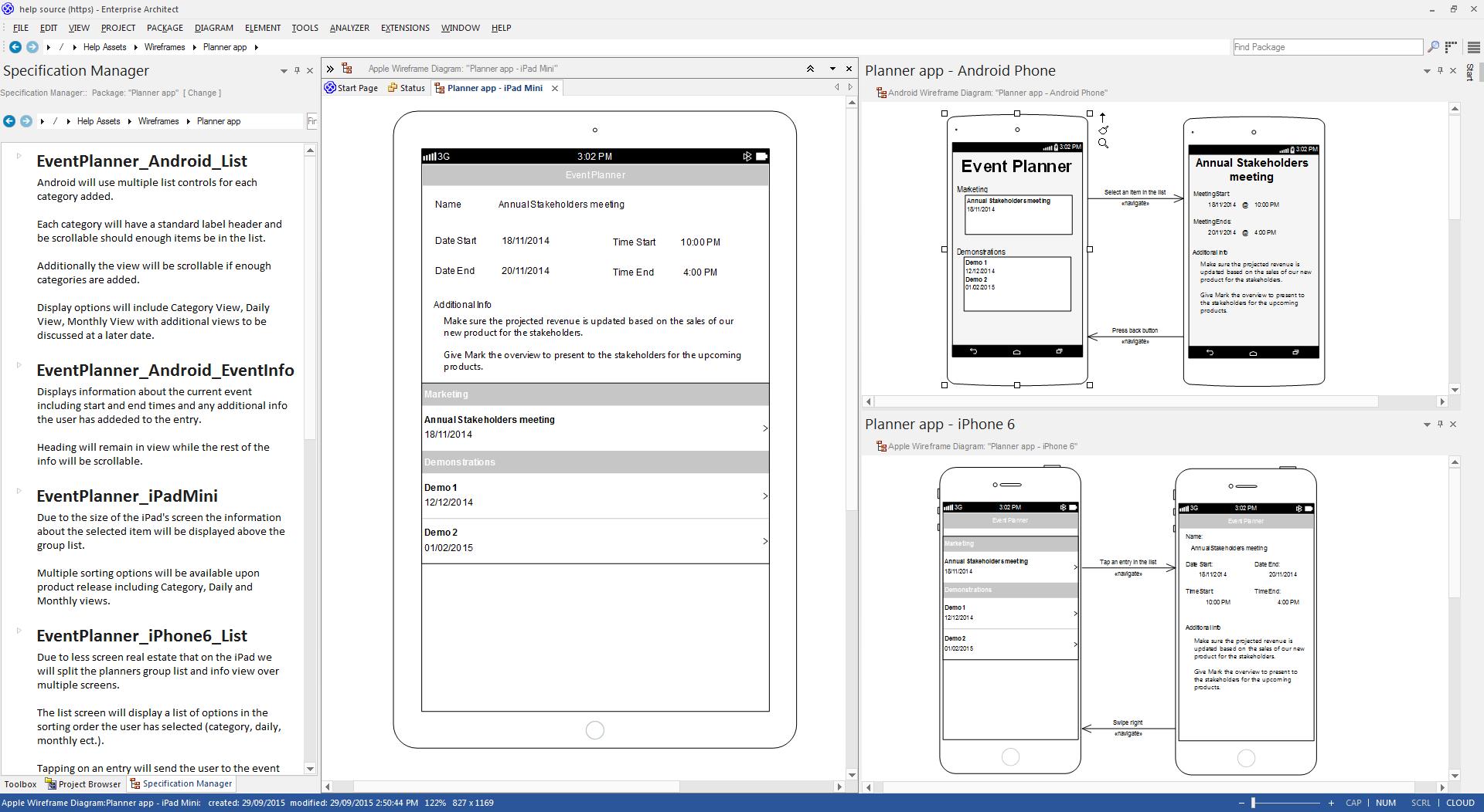 wireframe models enterprise architect user guide rh sparxsystems com Wireframe Software Website Wireframe