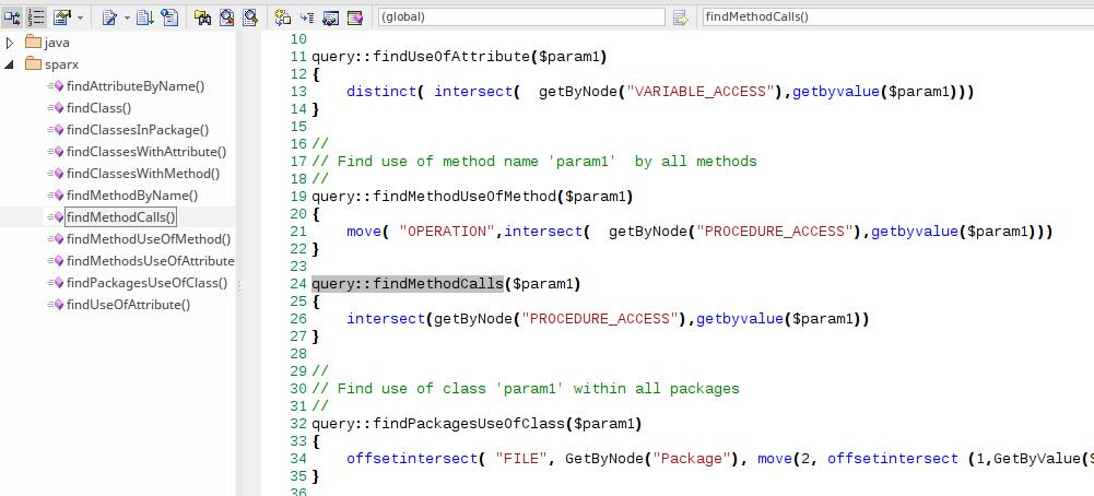 Code Miner Framework   Enterprise Architect User Guide