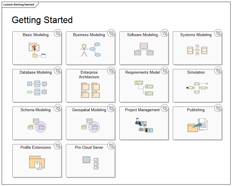 Add Diagram Links To Diagrams   Enterprise Architect User Guide