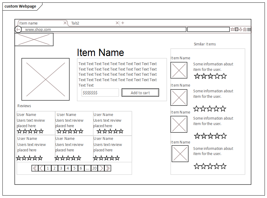 Easy Wireframe Tool For Your Whole Team   Moqups