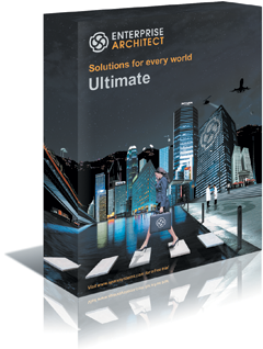 >Enterprise Architect Ultimate Edition