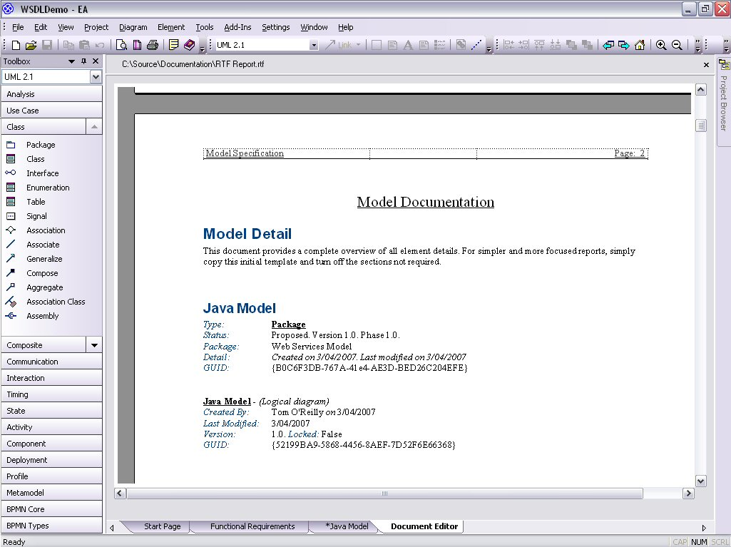 Model Java Uml Diagrams For Code Engineering And Generation
