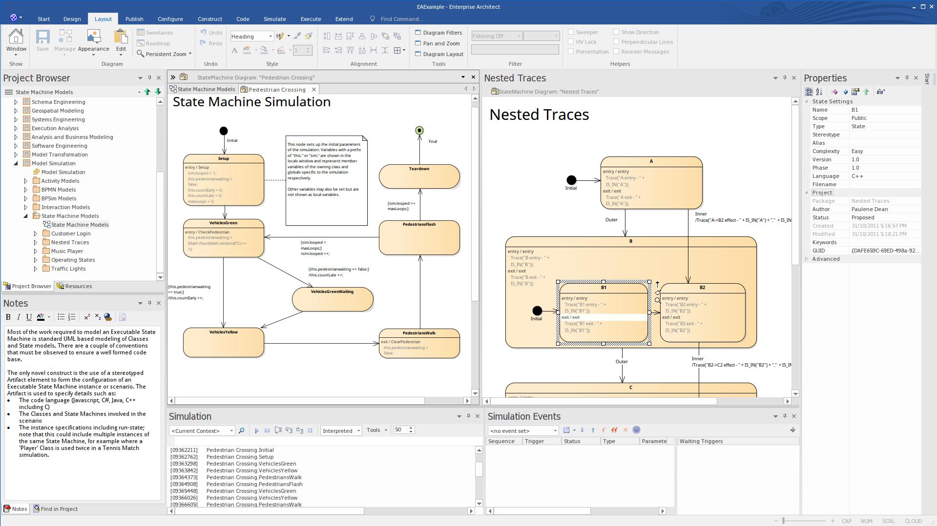 Uml tools for software development and modelling enterprise enterprise architect ccuart Gallery