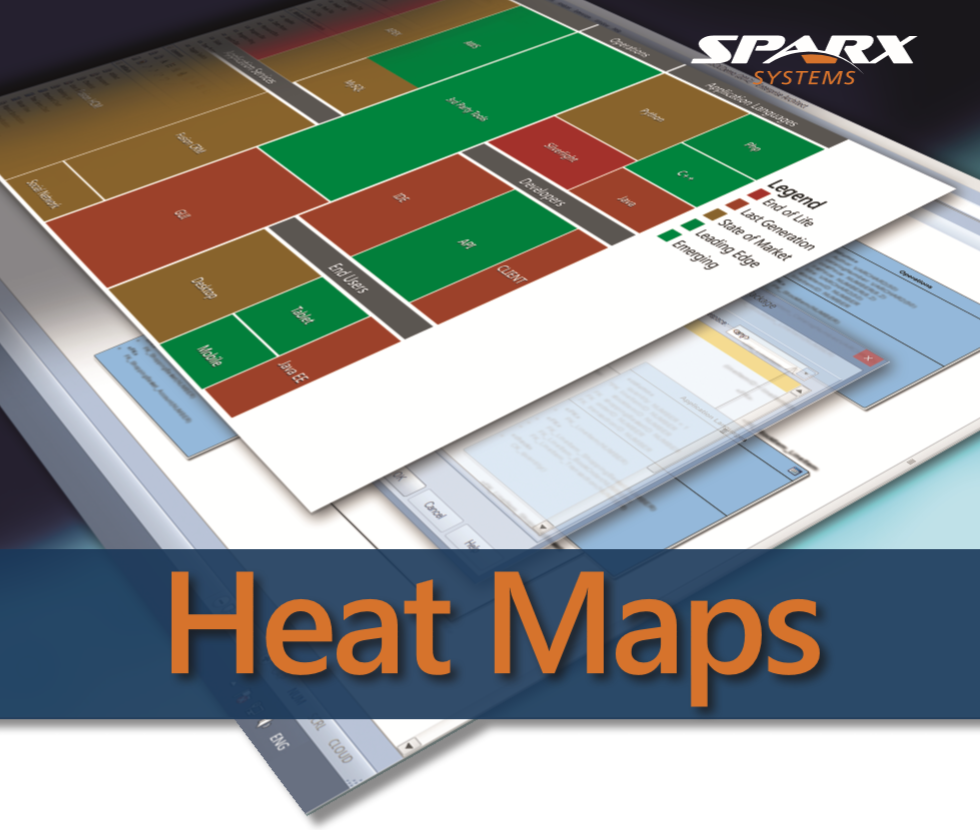 Heat Maps in Enterprise Architect