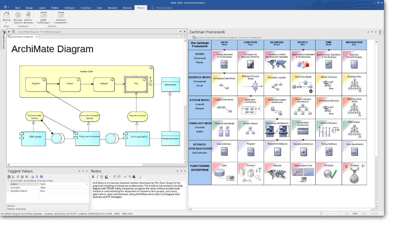 Uml Modeling Tools For Business Software Systems And Architecture Sparx Wiring Diagram Triumph