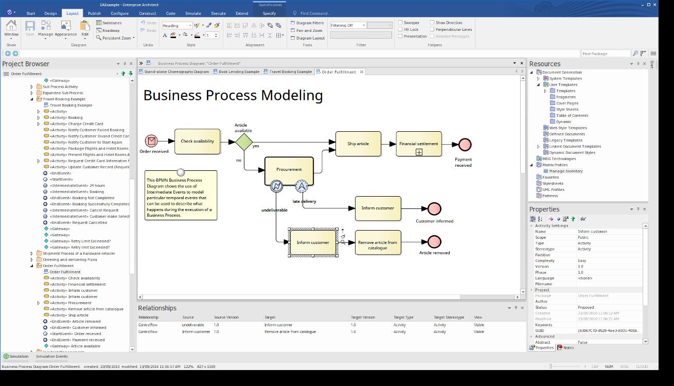 Uml tools for software development and modelling enterprise enterprise ccuart Images