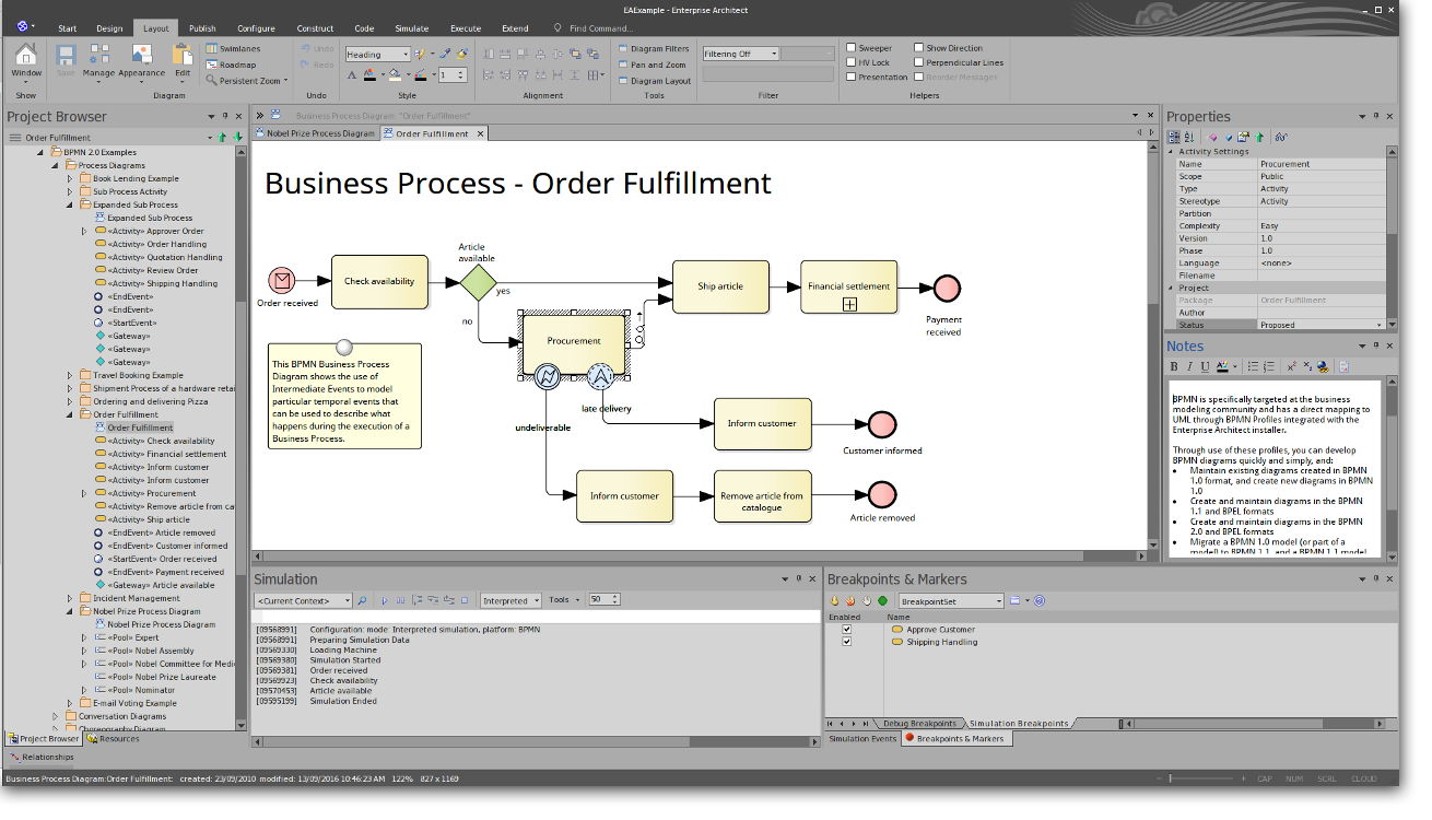 Uml Modeling Tools For Business Software Systems And Architecture An Example Of State Machine Diagram Water Phases