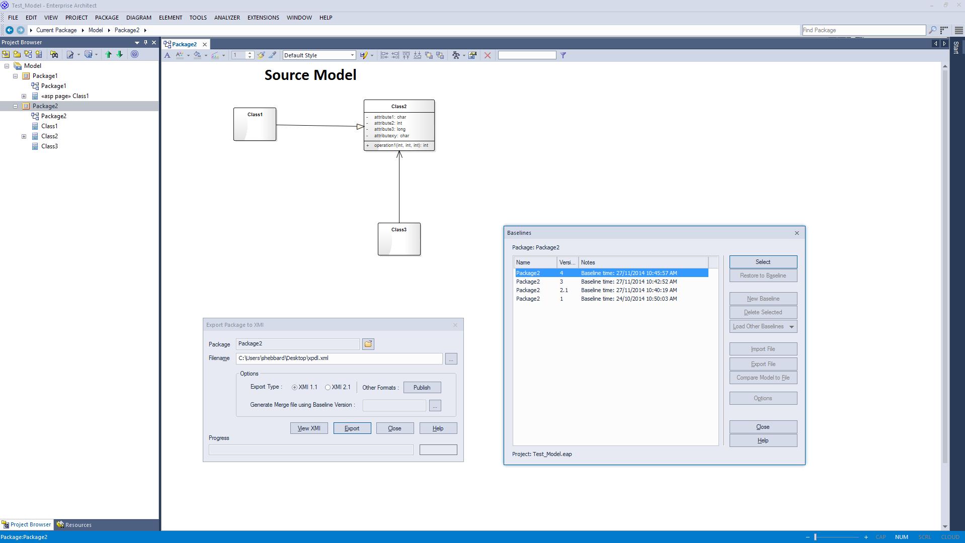 importer et exporter une base de données pdf