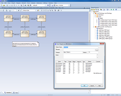 Activity Diagram Simulation