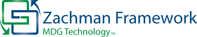 MDG technology for Zachman Framework
