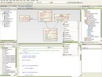 Navegación entre el modelo y el código