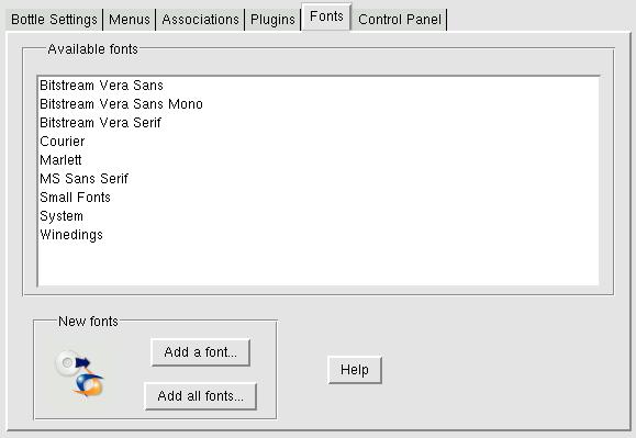 6.1 - Fonts