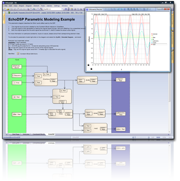 SysML Parametric Simulation