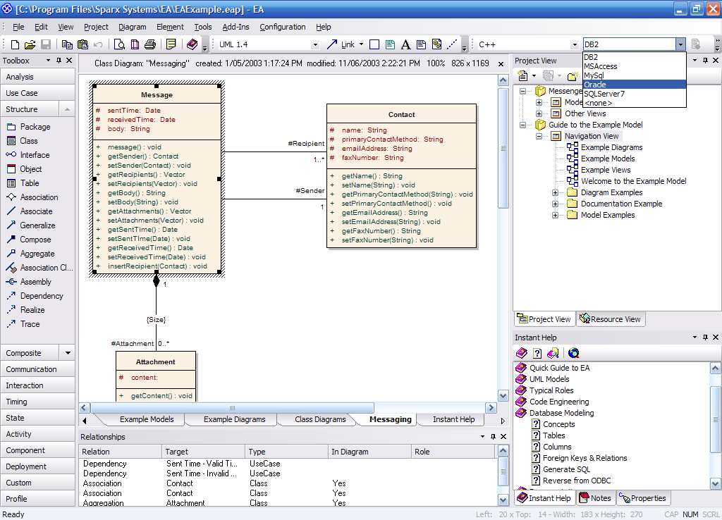 software engineering tools for software development and modeling