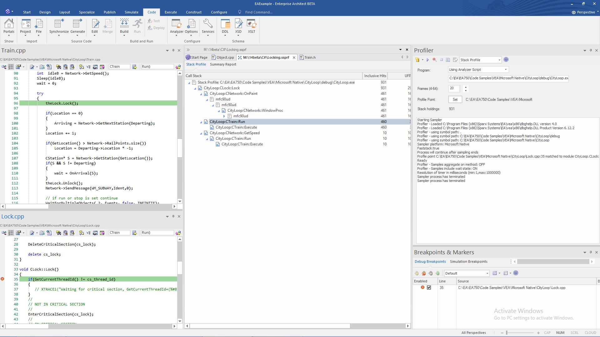 Enterprise Architect version 14 | Sparx Systems