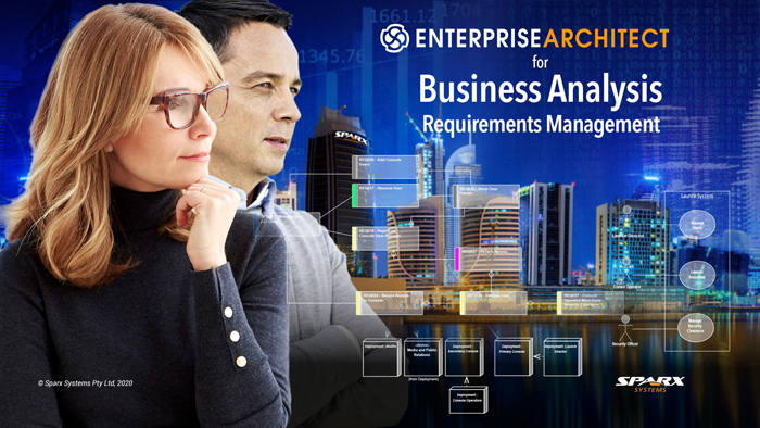 Enterprise Architect for Business Analysis - Requirements Management