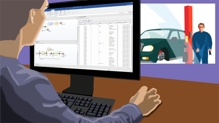 Introducing Enterprise Architect 14 – Business Process Simulation
