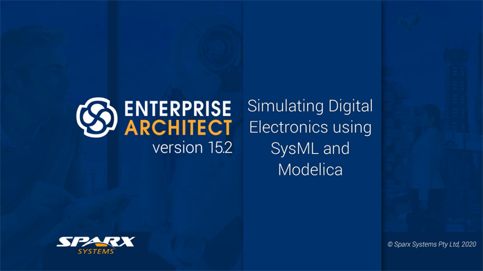 Using SysPhS and OpenModelica with Enterprise Architect